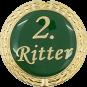 Auflage mit 2. Ritterschriftzug grün