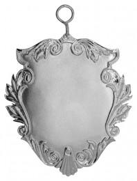 Echt Silber Königsschilder