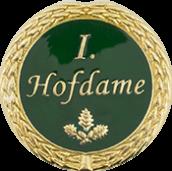 Auflage 1. Hofdame grün