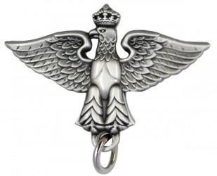 Adler mit Krone - Ordenaufhänger