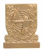 Meisterschaftabzeichen Bogenschütze gold