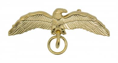 Ordenbefestigung Adler