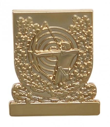 Meisterschaftabzeichen Bogenschütze bronze