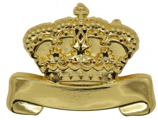 Königsabzeichen gold