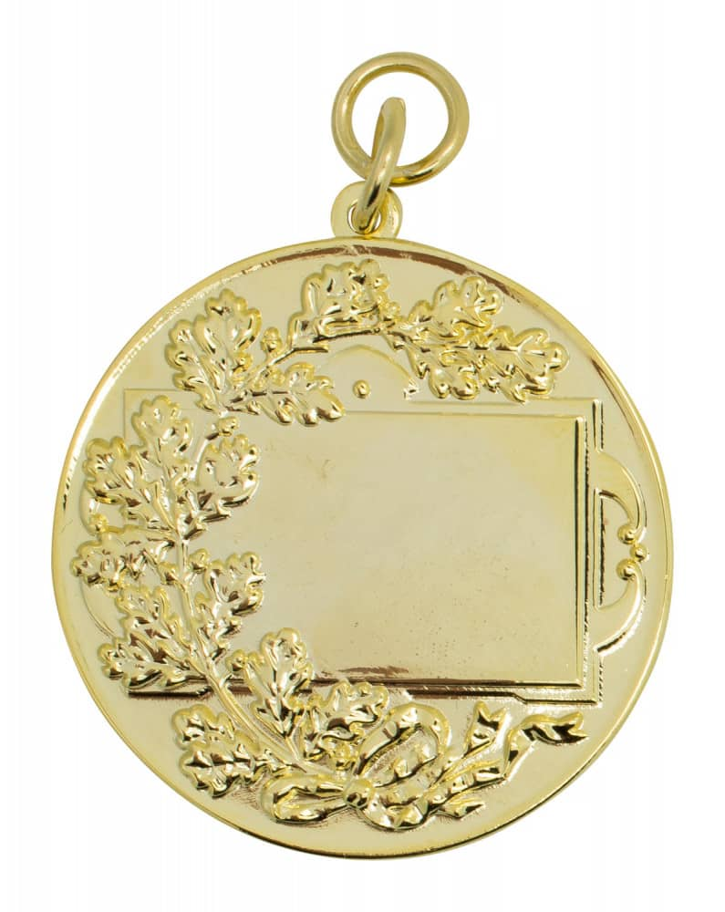 Schützenmedaille 6 gold