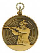 Schützenmedaille 4 bronze