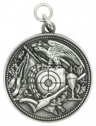 Schützenmedaille 12