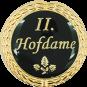 Auflage 2. Hofdame schwarz