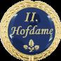 Auflage 2. Hofdame blau