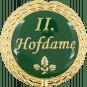 Auflage 2. Hofdame grün