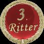 Auflage mit 3. Ritterschriftzug rot