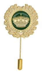 Ehrennadel mit Motivauflage