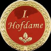 Auflage 1. Hofdame rot