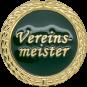 Auflage Vereinsmeister grün
