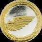 Auflage rechter Flügel silber/gold