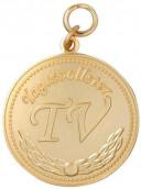 """TV-Orden """"Tagesvollster"""" gold"""