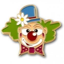 Clown mit Hut