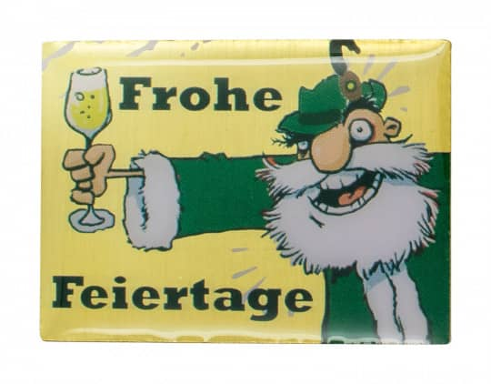 Frohe Feiertage - PIN