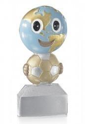Fußball mit Globus FS15904