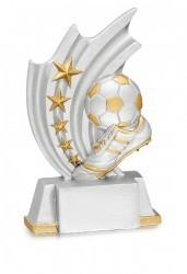 Fußball mit Schuh & 5 Sternen FS17905