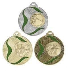"""Medaille """"Adria"""" Ø 50mm mit Wunschemblem und Band"""