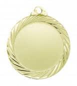 """Medaille """"Passaron"""" Ø 32mm mit Wunschemblem und Band gold"""
