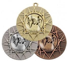"""Medaille """"Datos"""" Ø 50 mm inkl. Wunschemblem und Kordel"""