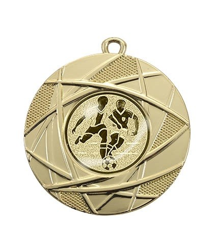 "Medaille ""Dodona"" Ø 50 mm inkl. Wunschemblem und Kordel gold"