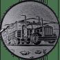 Emblem 50mm LKW, silber