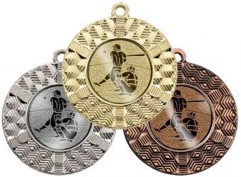 "Medaille ""Chalkis"" Ø 45 mm inkl. Wunschemblem und Kordel"