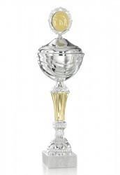 Pokale 8er Serie FS189-WS mit Deckel