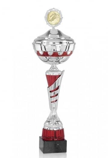 Pokale 5er Serie FS192-WS mit Deckel 36cm