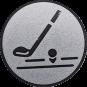 Emblem 50mm Golfschläger, silber