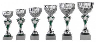 Pokale 6er Serie S457 silber