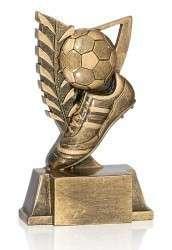 Fußball mit Schuh & Blatt FS16902