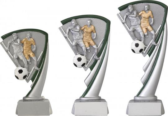 Fußballpokale 3er Serie C800 14,5cm