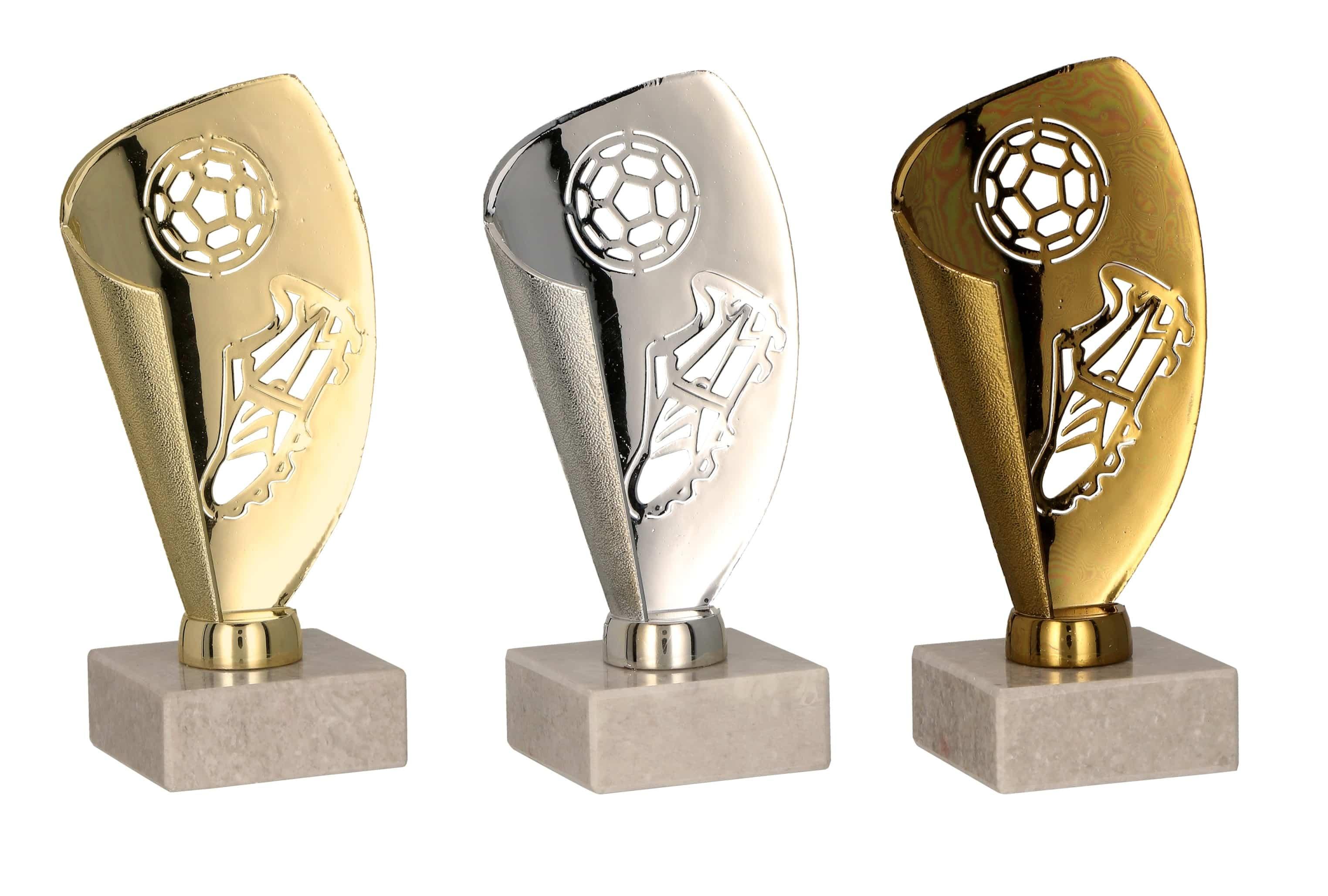 Fußball-Pokale 3er Serie TRY9081 bei Deitert TRY9081