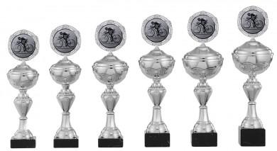 Pokale 6er Serie S142 silber