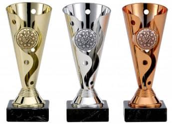 Pokale 3er Serie A100