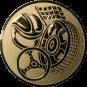 Emblem 50mm Motorsport, gold