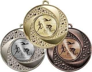 """Medaille """"Brauron"""" Ø 50 mm inkl. Wunschemblem und Kordel"""