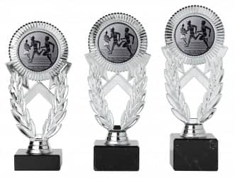 Pokale 3er Serie A286 silber