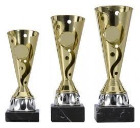 Pokale 3er Serie S403 gold/silber