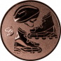 Emblem 25mm Inlineskate, bronze