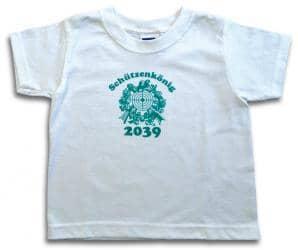 "Babyshirt ""Schützenkönig 2039"""