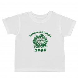 "Kindershirt ""Schützenkönigin 2039"""