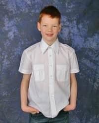 Schützenhemd für Kinder Kurzarm