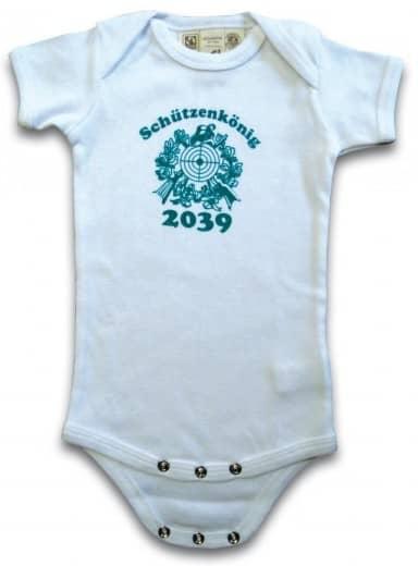 """Babybody """"Schützenkönig 2039"""""""