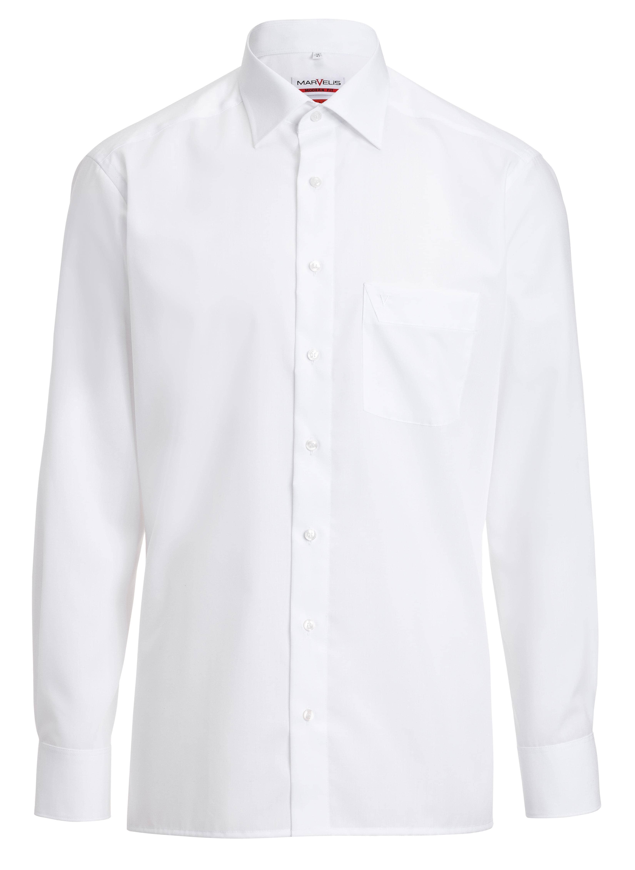 marvelis slim fit hemd langarm online kaufen bei deitert. Black Bedroom Furniture Sets. Home Design Ideas