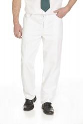 Weiße Schützenhose - Jeanshose